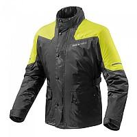 [해외]레빗 Nitric 2 H2O Rain 자켓 Black- Neon Yellow