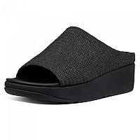 [해외]핏플랍 Imogen Basket Weave Black