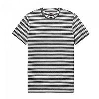 [해외]타미힐피거 T-셔츠 S/S 스트라이프 Tommy Black / White