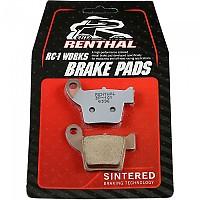 [해외]RENTHAL RC-1 Works Brake Pad BP-101