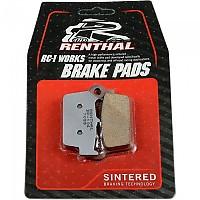 [해외]RENTHAL RC-1 Works Brake Pad BP-104