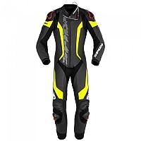[해외]스피디 레이져 Pro Perforated Black / Fluorescent Yellow