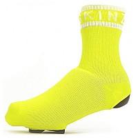 [해외]SEALSKINZ Waterproof All Weather Oversock Woman137564682 Neon Yellow / White