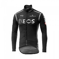[해외]카스텔리 팀 INEOS 2020 Perfetto Rain Or Shine Light Black / Red