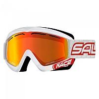 [해외]SALICE 969 DACRXPFV 화이트-레드 Crx 폴라flex Amber 포토chromic /CAT2-3 White/Red