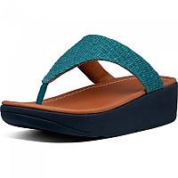 [해외]핏플랍 Imogen Basket Weave Sea Blue