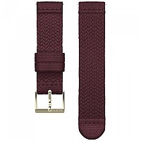 [해외]순토 Ath5 Braided Strap 20mm 4137530475 Burgundy / Gold