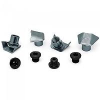 [해외]ABSOLUTE BLACK Dura Ace 9100 Covers With Bolts 1137576486 Grey
