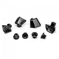 [해외]ABSOLUTE BLACK Ultegra 6800 Covers With Bolts 1137576611 Black