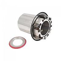 [해외]VISION 프리 Hub Body Shimano 10-11s For U2115/Metron/Trimax Disc Silver