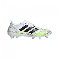 [해외]아디다스 Copa 20.1 FG Footwear White / Core Black / Signal Green
