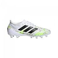 [해외]아디다스 Copa 20.1 AG Footwear White / Core Black / Signal Green