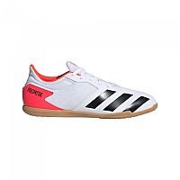 [해외]아디다스 Predator 20.4 Sala IN Footwear White / Core Black / Pop