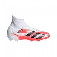[해외]아디다스 Predator 20.3 FG Footwear White / Core Black / Pop