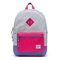 [해외]허쉘 헤리티지 Youth Light Grey Crosshatch / Raspberry Sorbet / Aster Purple