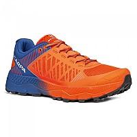 [해외]스카르파 Spin Ultra Man4137434406 Orange Fluo / Galaxy Blue