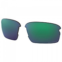 [해외]오클리 Flak XS 4137176211 Prizm Jade Polarized/Cat3