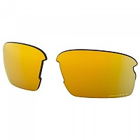 [해외]오클리 Flak XS 4137176213 Prizm 24K Polarized/Cat3