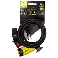 [해외]AUVRAY Spirale 시티 10mm Black / Yellow