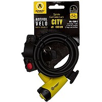 [해외]AUVRAY Spirale 시티 8mm Black / Yellow