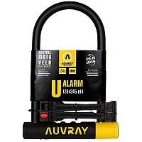 [해외]AUVRAY U Alarm Black / Yellow