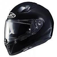 [해외]HJC i70 Metal 9137030180 Metal Black