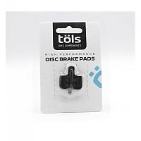 [해외]TOLS Organic Brake Pads 스램 레벨/T/TL Black / White