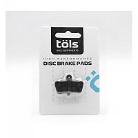 [해외]TOLS Organic Brake Pads 스램 Guide/Avid XO Black / White
