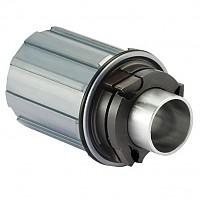 [해외]MICHE SWR 카본 프리hub 17 mm For Shimano 9-11s Silver