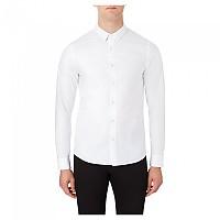 [해외]캘빈클라인 JEANS Chest Logo Slim Stretch 137649907 Bright White