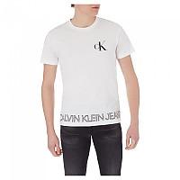 [해외]캘빈클라인 JEANS Outline Logo Hem 137649913 Bright White