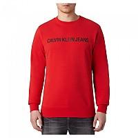 [해외]캘빈클라인 JEANS Institutional 로고 레귤러 Red Hot