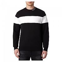 [해외]캘빈클라인 JEANS Collar Logo Block Stripe 137649917 Ck Black