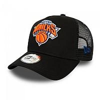 [해외]뉴에라 Dark Base Team Trucker New York Knicks 137646350 Black