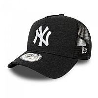 [해외]뉴에라 Jersey Essential Trucker New York Yankees 137646363 Black / White