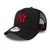 [해외]뉴에라 Jersey Essential Trucker New York Yankees 137646364 Black