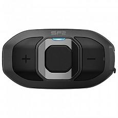 [해외]SENA SF2 Motorcycle Bluetooth Communication System W/Dual Speaker 9137342650 Black