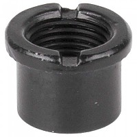 [해외]M-WAVE PD Chain Ring Nuts 4 Units 1137642945 Black