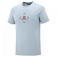 [해외]살로몬 Coton Logo 137631299 Ashley Blue / Black / Madder Brown
