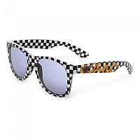 [해외]반스 Spicoli 4 Shades 137604382 Black / White Check / Flame