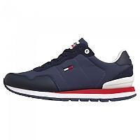 [해외]타미힐피거 Tommy Jeans Lifestyle Mix Runner Man137653632 Twilight Navy
