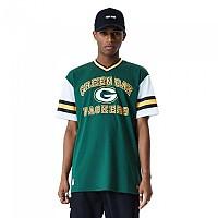 [해외]뉴에라 NFL Stripe Oversized Green Bay Packers 137646276 Dark Green