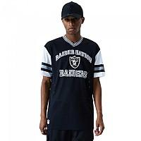 [해외]뉴에라 NFL Stripe Oversized Oakland Raiders 137646278 Black