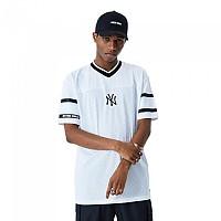 [해외]뉴에라 Jacquard Oversized Mesh New York Yankees 137646279 White