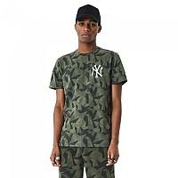[해외]뉴에라 Geometric Camo New York Yankees 137646291 Green Med