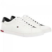 [해외]타미힐피거 Essential Leather Detail Vulc Man137653628 White
