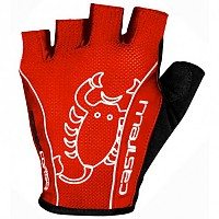 [해외]카스텔리 Rosso Corsa Classic Gloves 135960975 Red