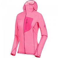 [해외]마무트 Aconcagua Light Hooded 136989717 Pink Melange