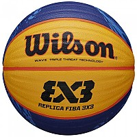 [해외]윌슨 FIBA 3x3 Replica 2020 Edition 3137507307 Blue / Yellow