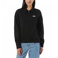 [해외]반스 Dome Grown Polo Fleece 137605430 Black
